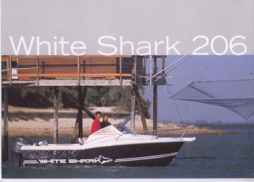 KELT White Shark 206 in Antibes peer-to-peer