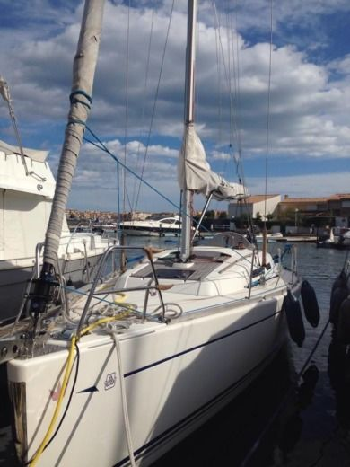 Dufour 34E Performance in Agde