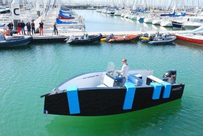Miete Motorboot Lh Boat Lh Boat 700 Le Havre