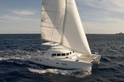 Location Catamaran Beneteau Lagoon 380 - Version 3 Cabines Le Vauclin