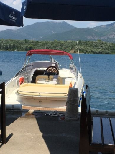 Cranchi Cls 27 in Tivat for rental