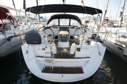 "Rental Sailboat Jeanneau Sun Odyssey 49I "" Eudora"" Portisco"