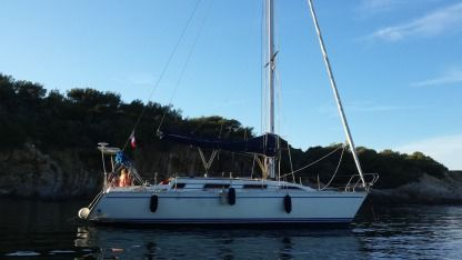 Charter Sailboat Gibert Marine Gib Sea 352 Toulon