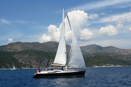 Hire Sailboat Jeanneau Sun Odyssey 50 Ds Marmaris