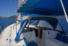 Sailboat Cyclades 50.5