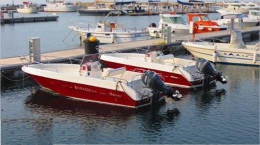 Noleggio Romar 570 a Praia a Mare - Click&Boat