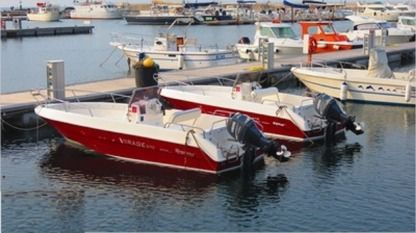 Charter Motorboat Romar 570 Praia A Mare