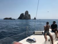 Catamaran Pradere&fills Edel Strat 35 for hire