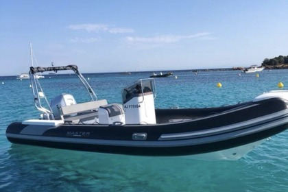Location Semi-rigide MASTER 650 Porto-Vecchio