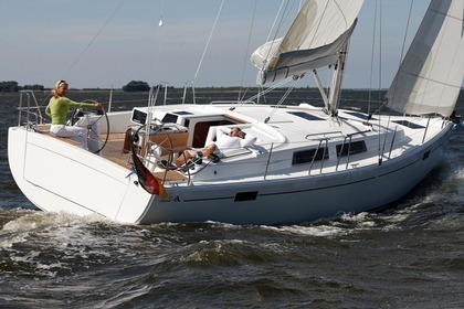 Rental Sailboat HANSE 385 Stockholm