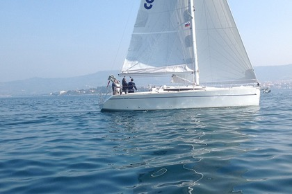 Charter Sailboat COBRA 41 Trogir