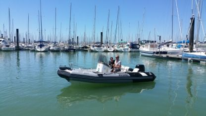 Location Semi-rigide Zodiac Pro Open 5.50 La Rochelle