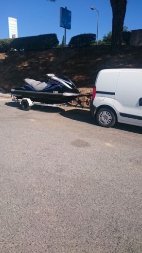 Yamaha Fx 160 in Les Issambres, 83380 Roquebrune-sur-Argens for hire