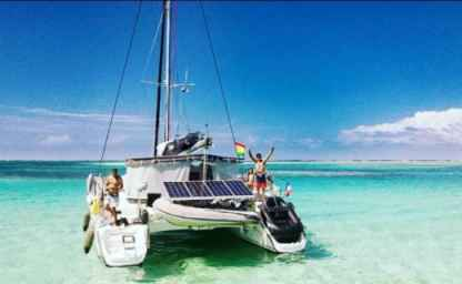 Location Catamaran Fountain Pajot Lavezzi Guna Yala