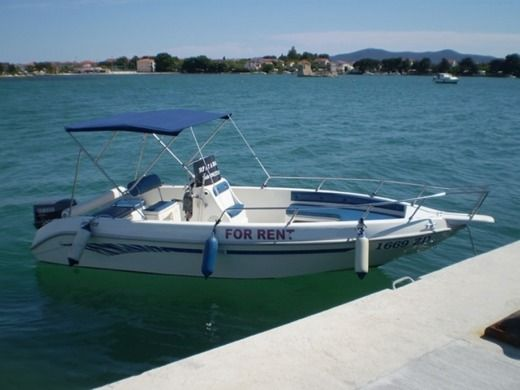 Aquamar 630 in Sukošan for hire