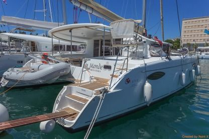Charter Catamaran Fountaine Pajot Orana 44 Split