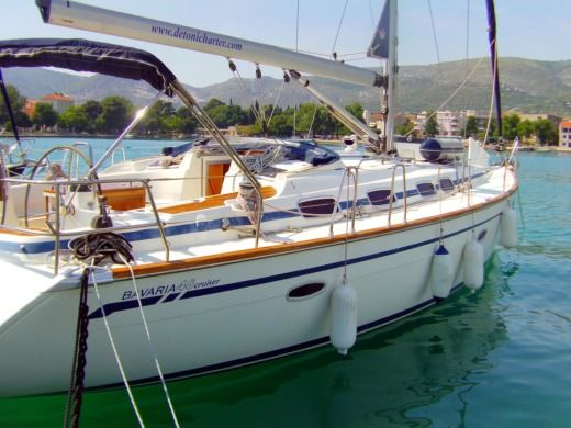 Bavaria 46 Cruiser in Trogir
