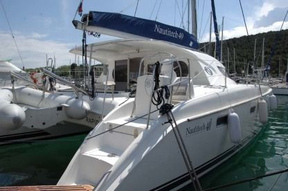 Rental Catamaran Nautitech 40 Split