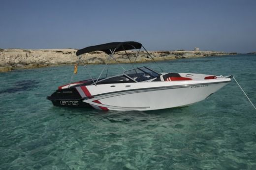 Glastron 205 GTS a Ibiza, Balearic Islands da noleggiare