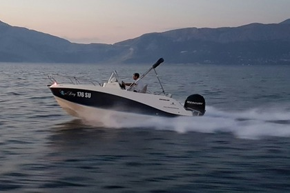 Rental Motorboat QUICKSILVER ACTIV 555 Zadar