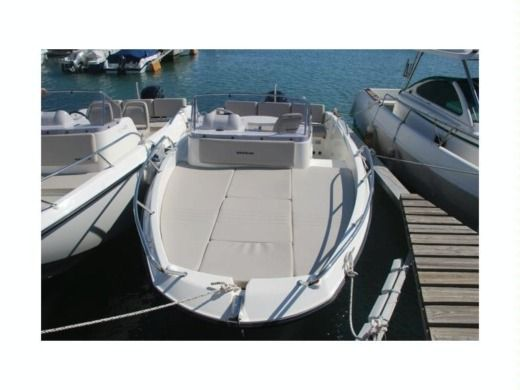 Quicksilver 675 Sundeck in La Londe-les-Maures peer-to-peer
