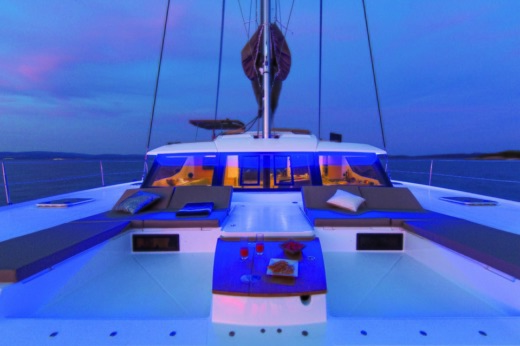 Catamaran Fountaine Pajot Saba 50 for hire