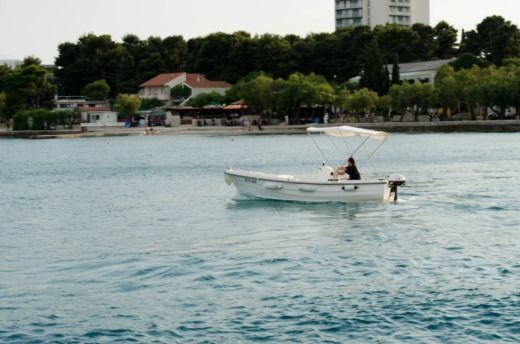 Mlaka Sport Adria 500 in Vodice for rental