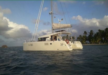 Location Catamaran Lagoon 39 Guna Yala