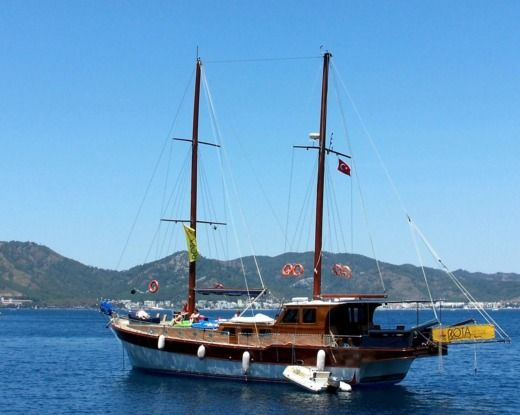 Sailboat Rota Yachting Maranda Gulet M/s for rental