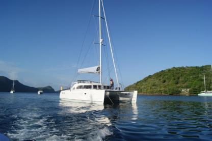 Location Catamaran Lagoon 440 Olbia