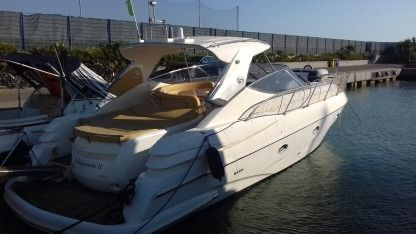 Charter Motorboat Sessa C42 Hard Top Marina di Grosseto
