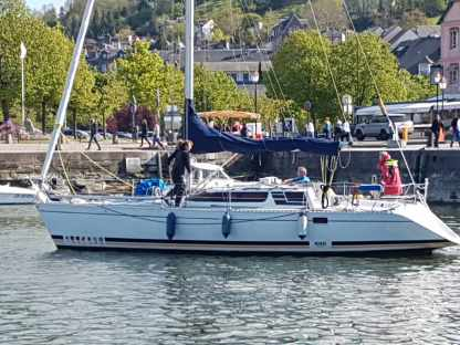 Rental Sailboat Kirie - Feeling 10.90 Honfleur