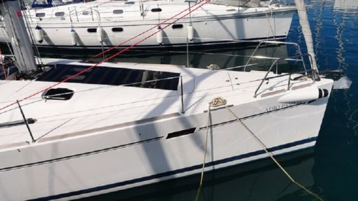 Sailboat Elan 450 Performance for hire