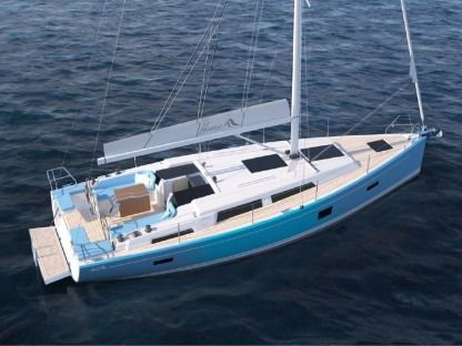 Rental Sailboat Hanse 388 Rogoznica