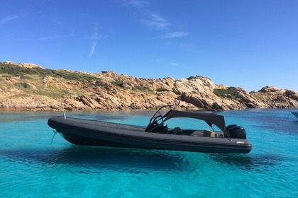 Location Semi-rigide Sea Water SMERALDA 300 Ajaccio