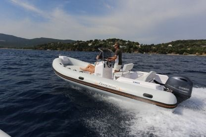 Location Semi-rigide Capelli Tempest 626 Le Lavandou