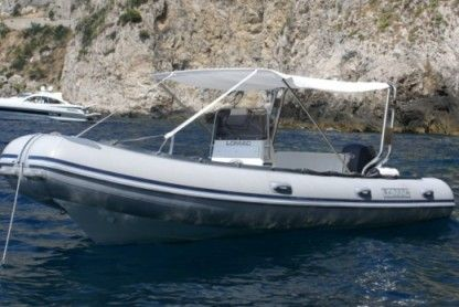 Location Semi-rigide Lomac Nautica 520 Capitana