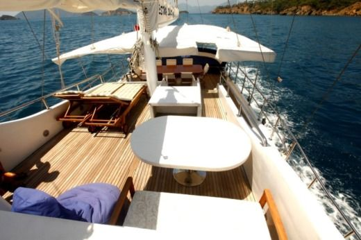 Ece Yachting Gulet in Fethiye for rental