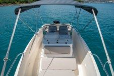 Motorboat Quicksilver 555 Activ Open for hire