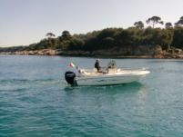 Miete motorboot in Juan les Pins