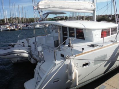 Location Catamaran Lagoon 400 S2 Palma