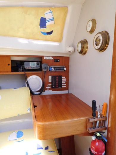 Sailboat Jeanneau Sun Way 25 for hire