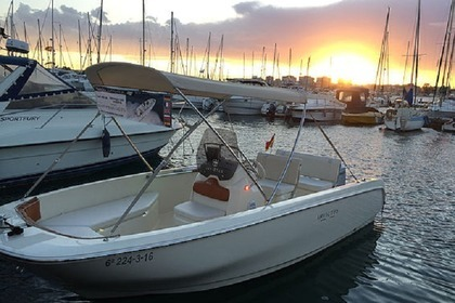 Hire Motorboat INVICTUS FX190 Torrevieja