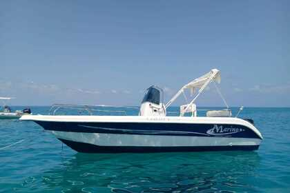 Charter Motorboat Cantiere Marino Gabry 550 Parghelia