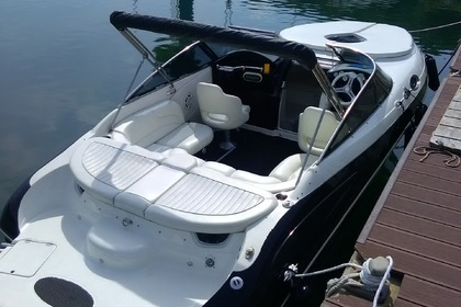 Hire Motorboat STORM 250 Pag