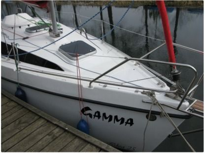 Rental Sailboat Idea 25 Gizycko