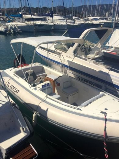 Gommone AVON SEASPORT tra privati
