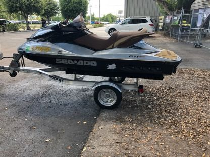 Rental Jet ski Sea-Doo Gti Limited 155 Sarasota
