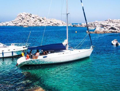 Charter Sailboat Atlantis Atlantic 49 Ajaccio