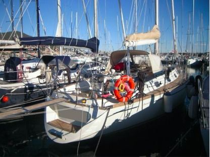 Rental Sailboat Zuanelli 40 Varazze